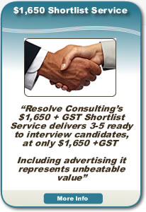 $1650 Shortlist Services